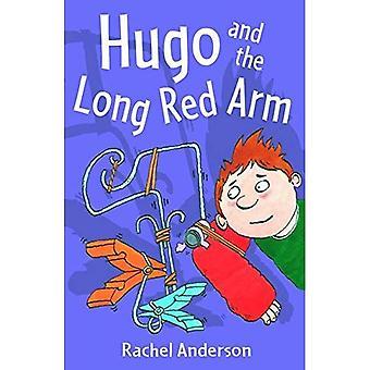 År 4: Hugo och långa röda armen (vita vargar: föreställt världar)