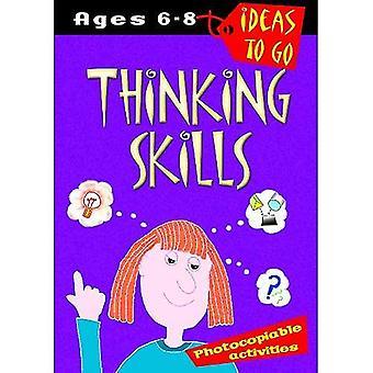 Thinking Skills: Age 6-8 (Ideas to Go)