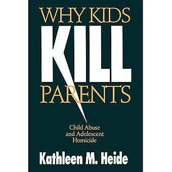 Perché i bambini uccidono i genitori
