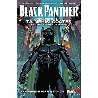 Black Panther: Een natie onder onze voeten boek 1