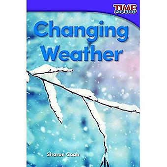 Changing Weather (Foundations) (Time for Kids Nonfiction Readers)