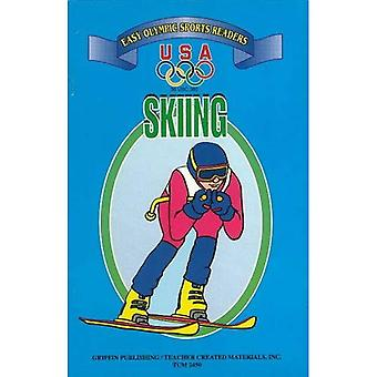 Skiing Easy Olympic Sports Readers