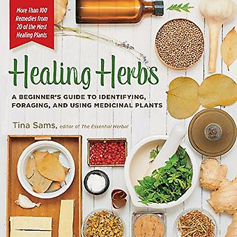 Healing Herbs: A Beginner's Guide to Identifying, Foraging, and Using Medicinal Plants / More than 100 Remedies...
