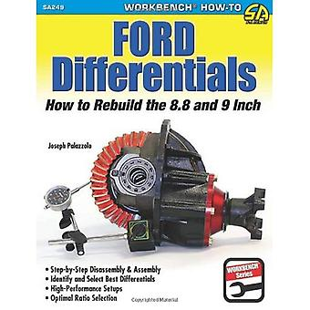 Ford Differentials: How to Rebuild the 8.8 Inch and 9 Inch (Sad Workbench) (Workbench How-to)