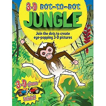 3D Dot to Dot Jungle