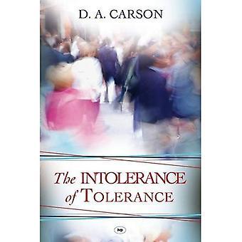 L'intolérance de la tolérance