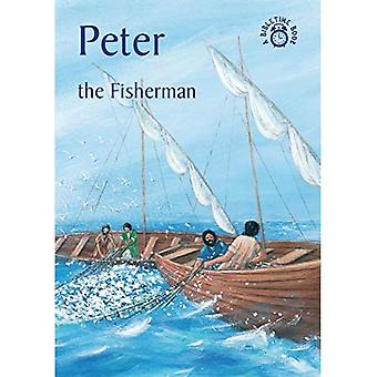 Peter: De visser (Bibletime Books)