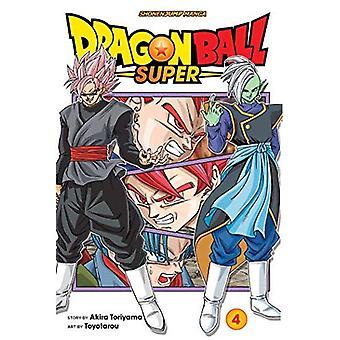 Dragon Ball Super, Vol. 4 (Dragon Ball Super)