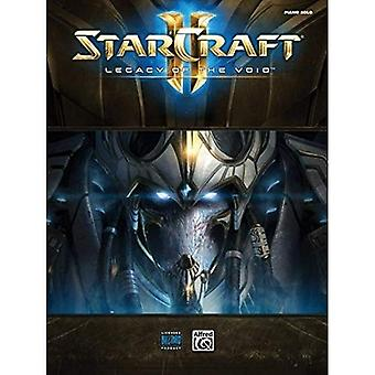 Starcraft II -- Legacy of the Void: Piano Solos