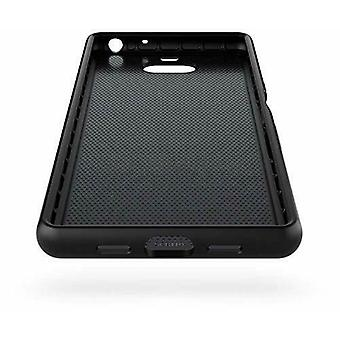ソニーの Xperia 10 背面カバー SCBI10 ブラック