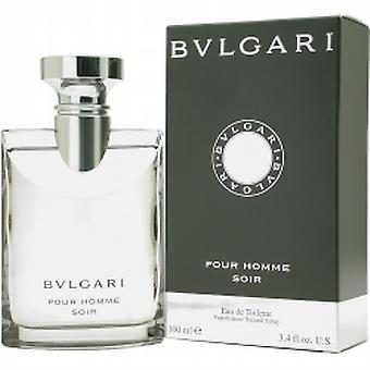 BVLGARI POUR HOMME SOIR Edt spray 100 ml