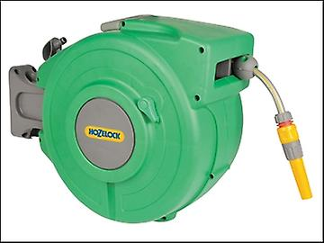 Hozelock 2490 AutoReel Retractable Hose System + 20 Metres of 12.5mm Hose