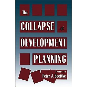 Zusammenbruch der Entwicklungsplanung durch lösche & Peter J.