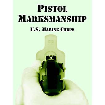 Pistolet de tir de l'US Marine Corps
