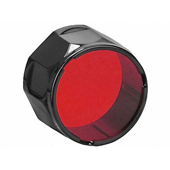 Fenix AOF-L Filter Adapter for TK22 Flashlight (Red)