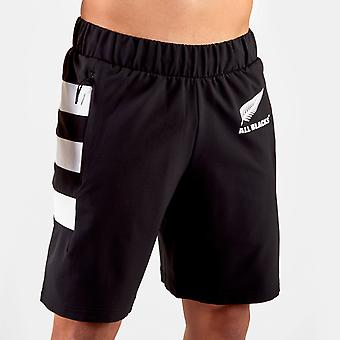 adidas New Zealand All Blacks 2019/20 Woven Rugby Shorts