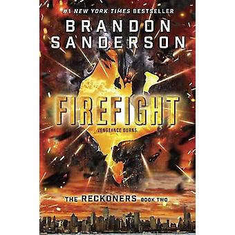 Firefight by Brandon Sanderson - 9780385743594 Book