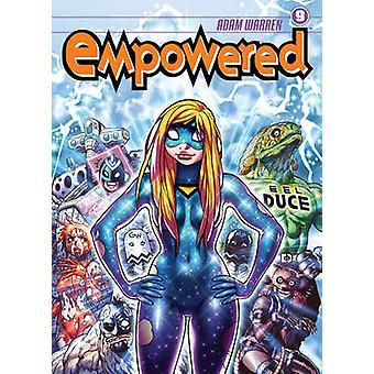 Empowered by Adam Warren - 9781616555719 Book