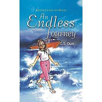 An Endless Journey by G. S. Dutt - 9788183280440 Book