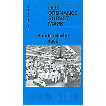 Bootle (North) 1906 - Lancashire Sheet 99.14 (facsim of 1906 ed) by Mi