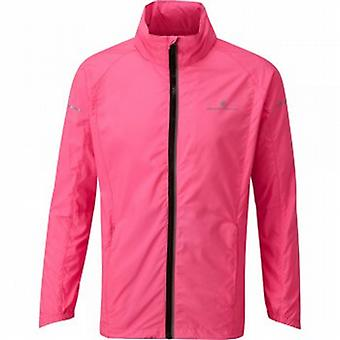 Junior Pursuit Jacket Fluo Pink/Black