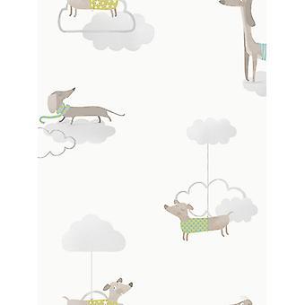 Walkies Sausage Dog Wallpaper Holden