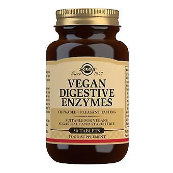 Solgar Vegan Digestive Enzymes Tablets 50 (2800)