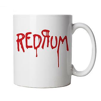 Redrum Horror Shinning Movie Inspired, Mug | TV & Movie Cup Gift