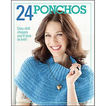 Soho Publishing-24 Ponchos SO-67583