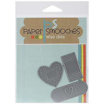 Papier Smooches Die Band Aids J2d145