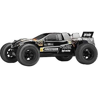 HPI Racing Firestorm 10 T flujo Brushless 1:10 coche modelo del RC eléctrico Truggy RWD RtR 2,4 GHz