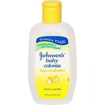 Johnson's Cologne Low Alcohol 100 Ml (Children , Perfume)