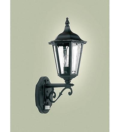 Endon YG-3004 Exterior Wall Lamp In Black