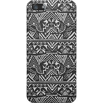Cover-Shooting Mops iPhone 5 s/SE Tribal