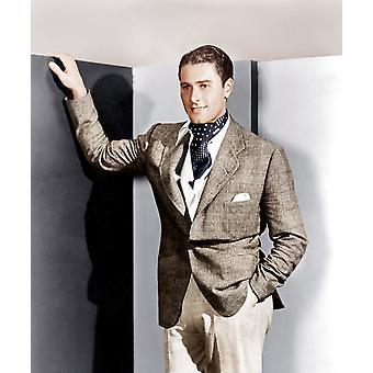 Errol Flynn Ca 1930 Photo Print