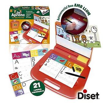 Diset Joc Aprenc A Escriure Català (Toys , Educative And Creative , Vocabulary)
