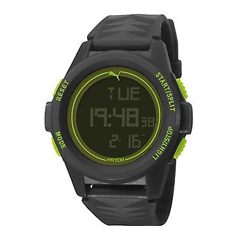 PUMA watch men's Vertical of black digital watch PU911161001