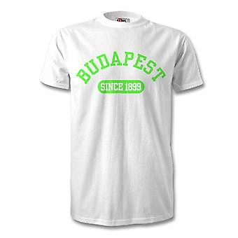 Ferencvaros 1899 Established Football Kids T-Shirt