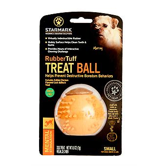 Starmark Everlasting Rubbertuff Ball Small