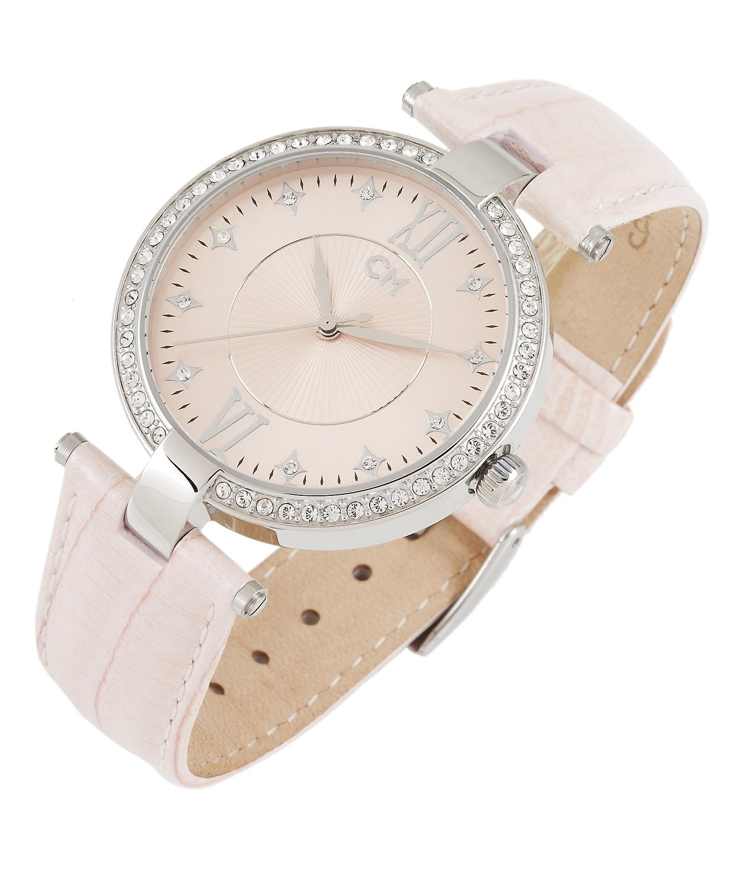 Carlo Monti Ladies Quartz Watch Messina CM506-168