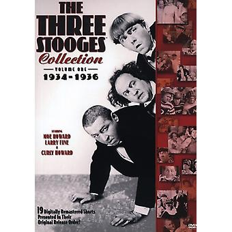 Three Stooges - Three Stooges: Vol. 1-Collection 1934-36 [DVD] USA import