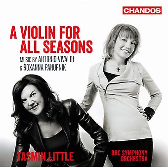 T. Little - Violin for All Seasons [SACD] USA import