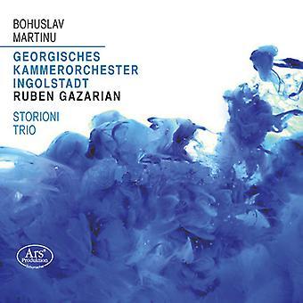 Martinu / Georgisches Kammerorchester Ingolstadt - Concertino - concierto Pour Trio - Partita / Suite 1 [SACD] USA import