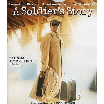 A Soldier's Story [Blu-ray] [BLU-RAY] USA import