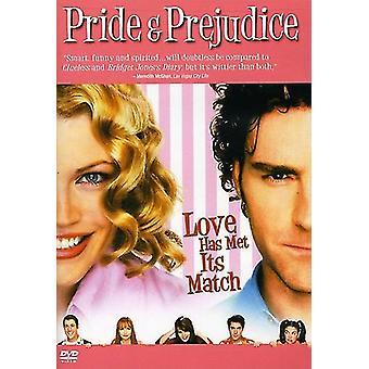 Orgullo y prejuicio [DVD] los E.e.u.u. la importación