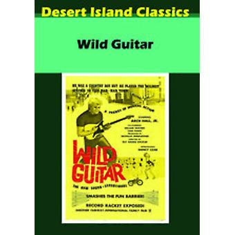 Wild Guitar [DVD] USA import