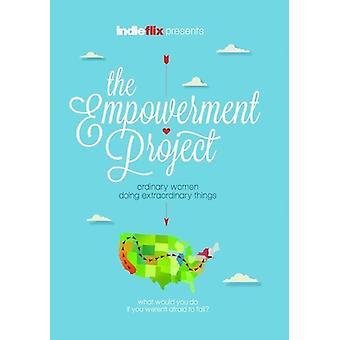 Empowerment projekt [DVD] USA importerer