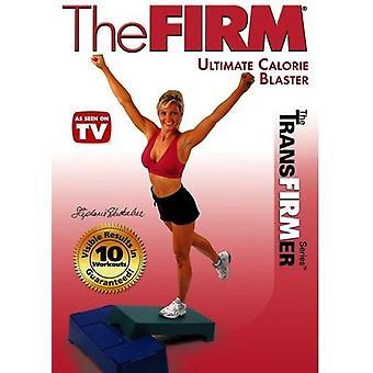 Transfirmer: Ultimate kalorieindhold Blaster [DVD] USA importerer