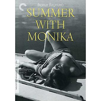 Summer with Monika [DVD] USA import