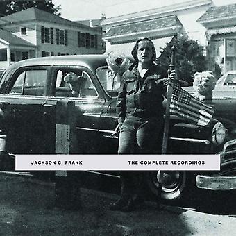 Jackson C Frank - Jackson C Frank: Komplet optagelser Vol. 2 [Vinyl] USA import